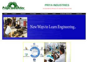 priyaindustries.com