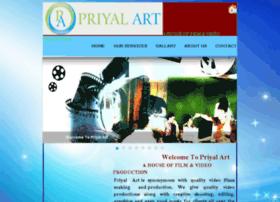 priyalart.com