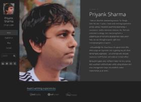 priyanksharma.com