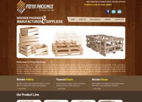 priyapackings.com