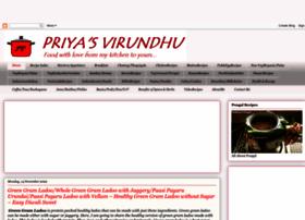 priyas-virundhu.blogspot.com
