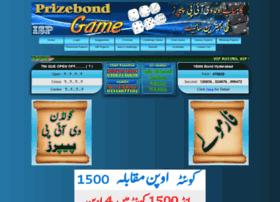 prizebondgame.com