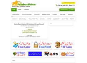 prizebondprime.com