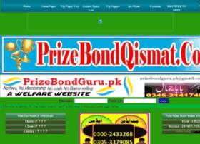 prizebondqismat.com