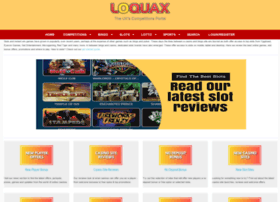 prizegames.loquax.co.uk