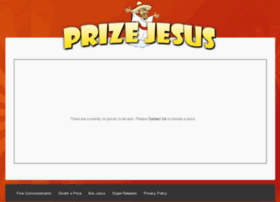 prizejesus.com