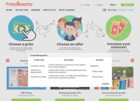 prizereactor.com