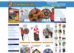 prizewheelsdirect.com