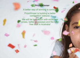 prizewinner.com.au