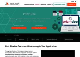 prizmcloud.accusoft.com