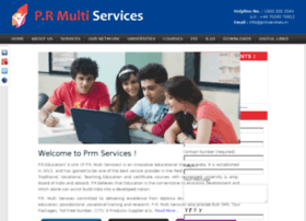prmservices.in