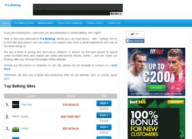 pro-betting.net
