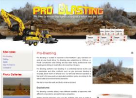 pro-blasting.co.za