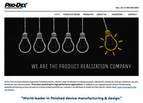 pro-dex.com