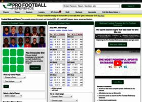 pro-football-reference.com