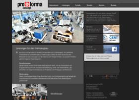 pro-forma-gmbh.de