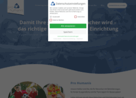 pro-humanis.de