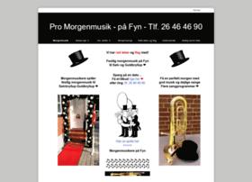 pro-morgenmusik.dk