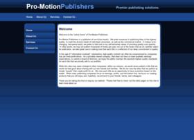 pro-motionpublishers.com