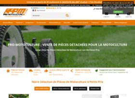 pro-motoculture.com