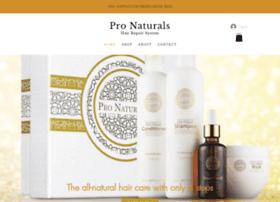 pro-naturals.com