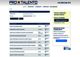 pro-talento.com