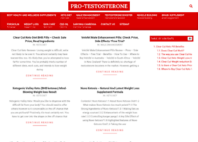 pro-testosteronereview.com