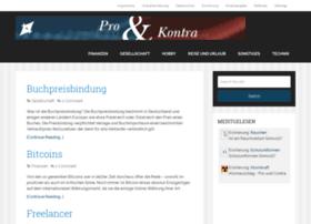 pro-und-kontra.info