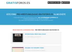 pro-wrestlingleague.gratisforos.es