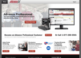 pro.advancecommercial.com