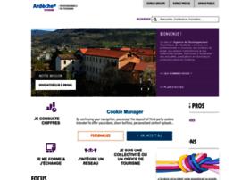 pro.ardeche-guide.com