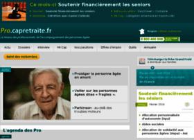 pro.capretraite.fr