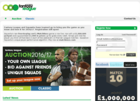 pro.fantasyleague.com