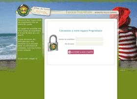 pro.gites-de-france-landes.com