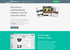 pro.mailinglijst.nl