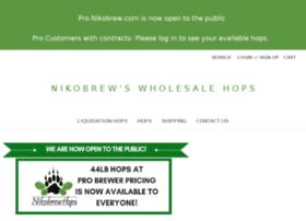 pro.nikobrew.com
