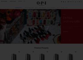 pro.opi.com