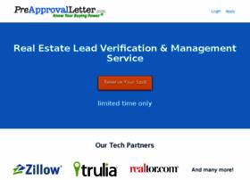 pro.preapprovalletter.com