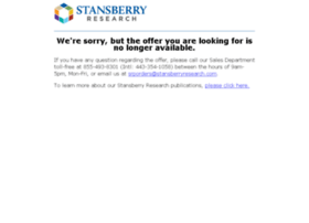 stansberry report at Thedomainfo