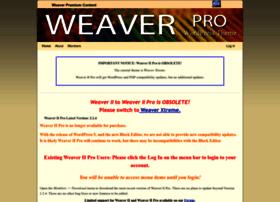 pro.weavertheme.com