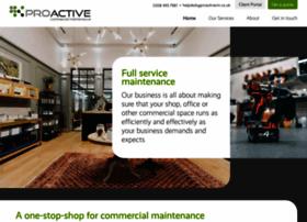 proactivecommercialmaintenance.co.uk