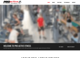 proactivefitness.co.za