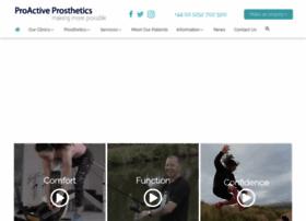 proactiveprosthetics.co.uk