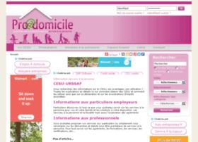 proadomicile.com