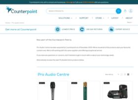 proaudiocentre.com