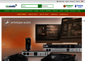 proaudiosolutions.com