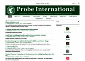 probeinternational.org