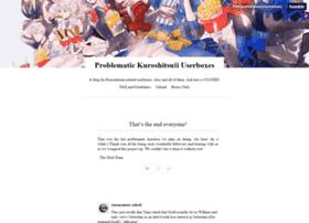 problematickuroboxes.tumblr.com