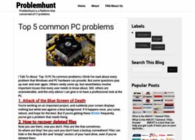 problemhunt.blogspot.in
