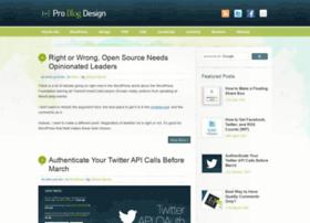 Problogdesign.com